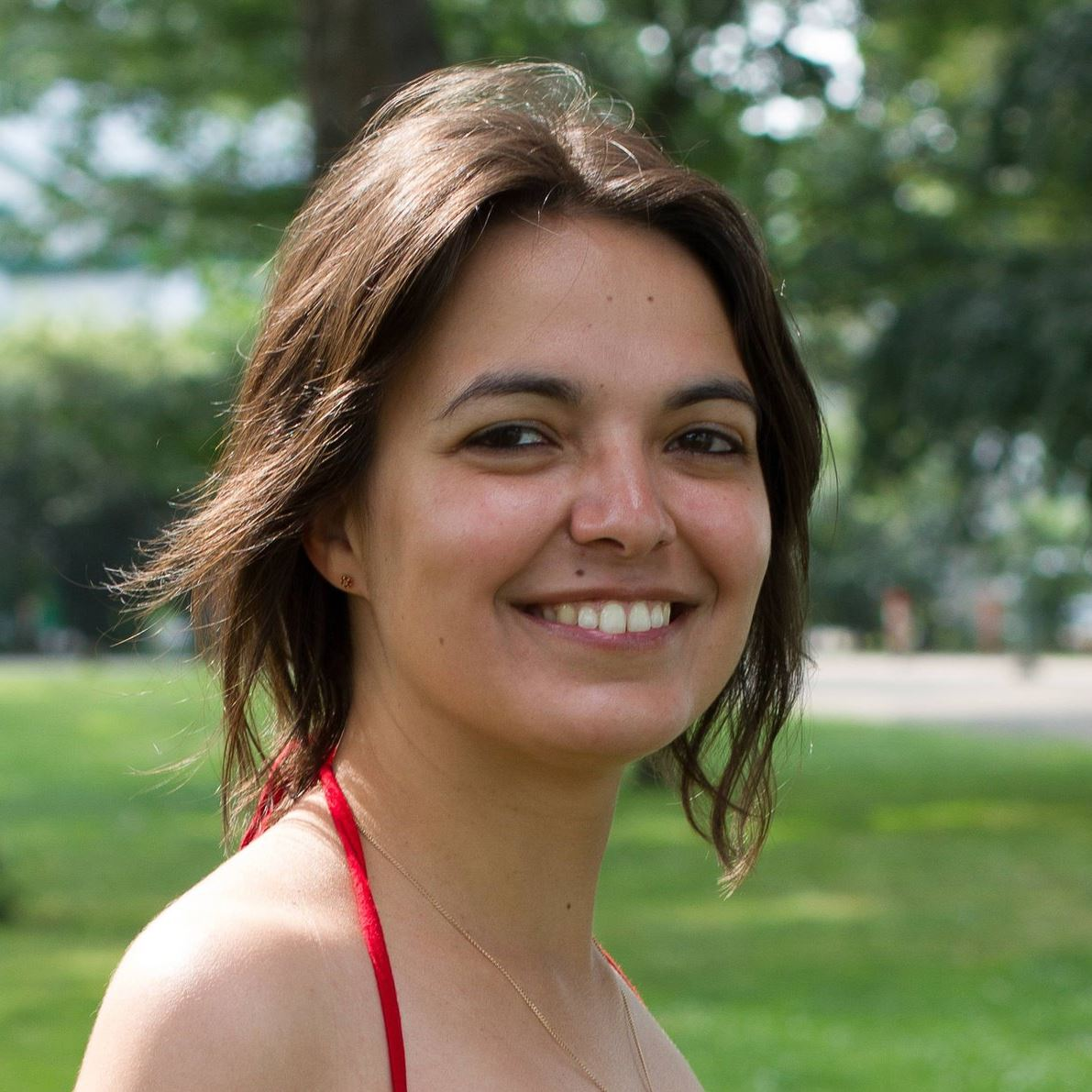 Leila Rebbouh, owner of LR Research Data Science LLC