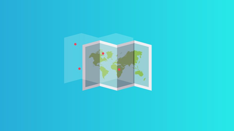 Online Training [Intermediate] Spatial Data Analysis with R, QGIS & More by  Udemy