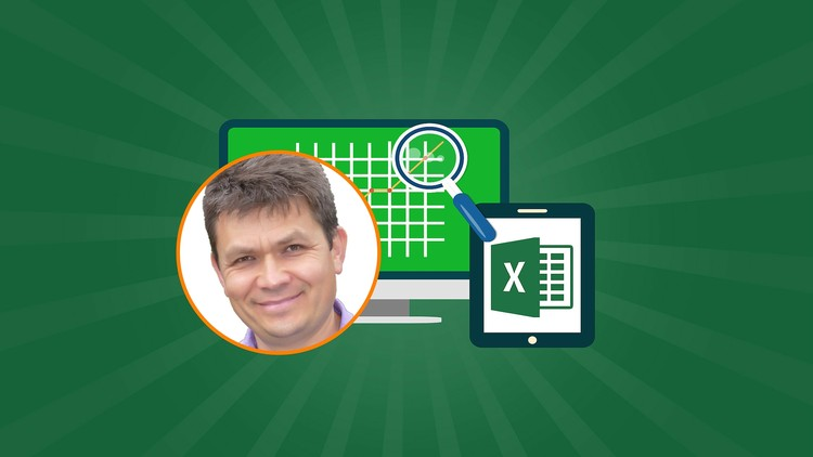 Online Training Excel Pivot Tables Data Analysis Master Class by Udemy