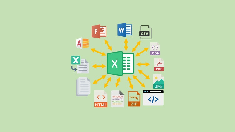 Online Training VBA - manage files and connect MS Office Applications by  Udemy