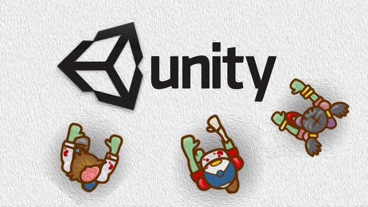 Online Training Unity Game Development - Learn To Make Your Own 2D/3D  Games! by Udemy