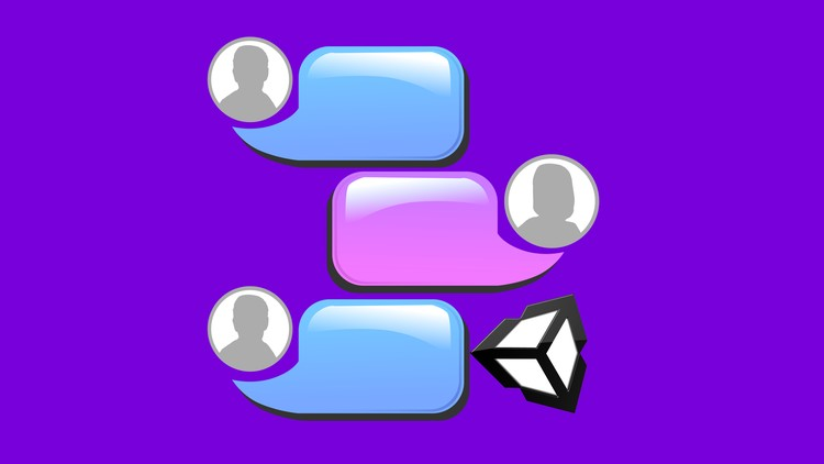 Online Training Unity 5 Build a chat system for online multiplayer games by  Udemy